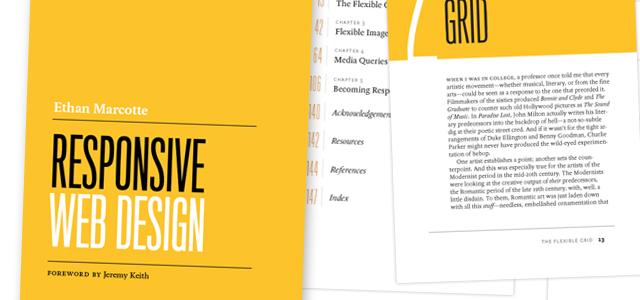 RESPONSIVE WEB DESIGN - A book apart