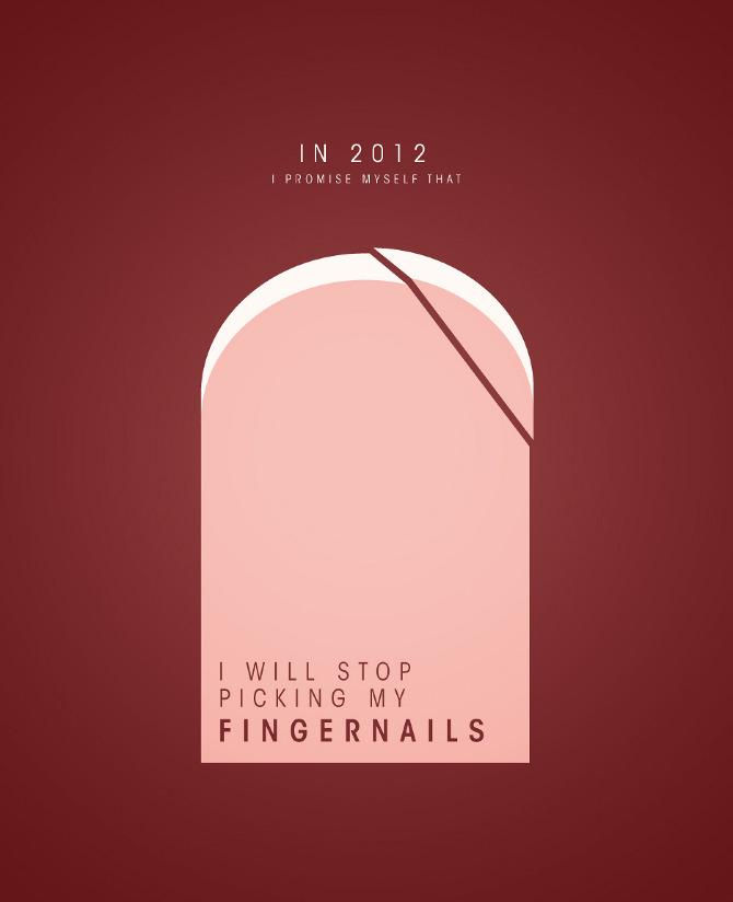 Stop picking my fingernails by Jess Massabrook