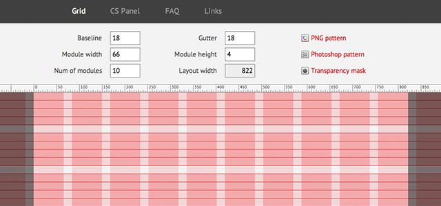 Modular-Grid-App